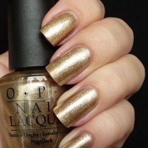 OPI Glitzerland Polish For Nails